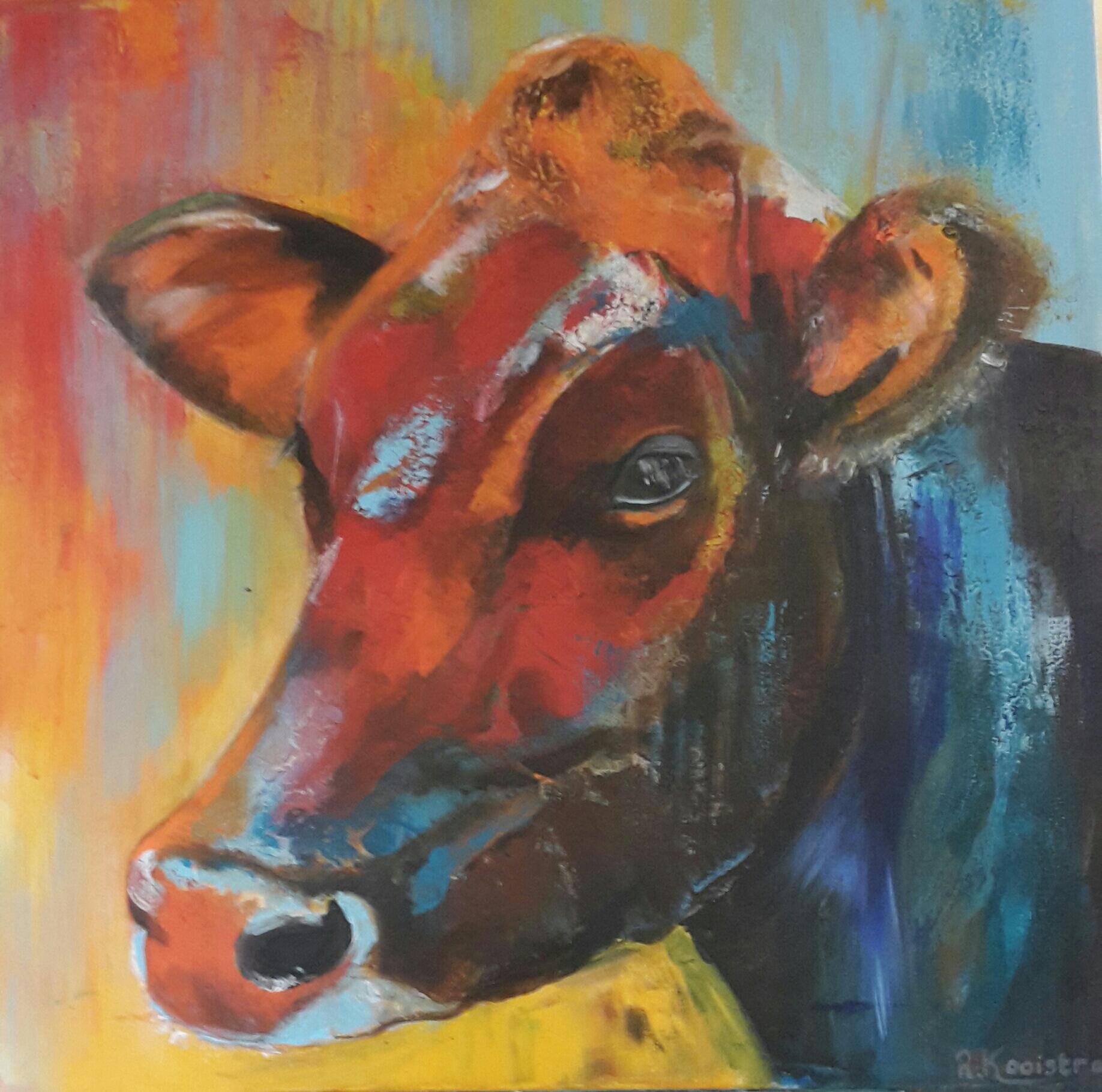 Bekend portfolio acryl schilderijen. Een combinatie tussen realistisch en  &UQ64