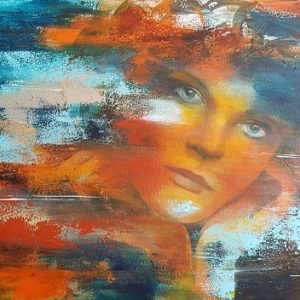 Daydreaming 60x80